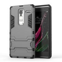 Outdoor odolný kryt pre mobil LG Zero - sivý