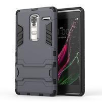 Outdoor odolný kryt pre mobil LG Zero - tmavomodrý