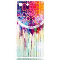 Style gelový obal pro Sony Xperia M5 - lapač snů