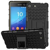 Outdoor odolný kryt pre mobil Sony Xperia M5 - čierny