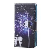Knížkové puzdro pre mobil Honor 5X - láska