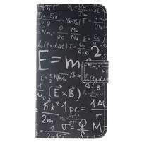Peňaženkové puzdro pro mobil Honor 5X - vzorečky