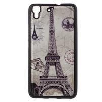 Sally gelový obal na mobil Huawei Y6 - Eiffelova věž