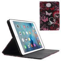 Štýlové puzdro pre iPad mini 4 - kúzelní motýľci
