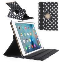 Cyrc otočné puzdro pre iPad mini 4 - čierne