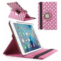 Cyrc otočné puzdro pre iPad mini 4 - rose