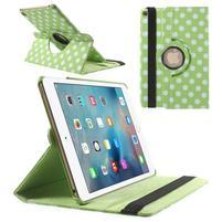 Cyrc otočné pouzdro na iPad mini 4 - zelené