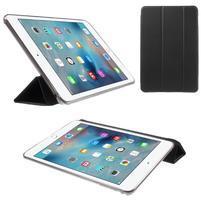 Trifold trojpolohový puzdro pre tablet iPad mini 4 - čierne