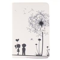 Standy puzdro pre tablet iPad mini 4 - láska