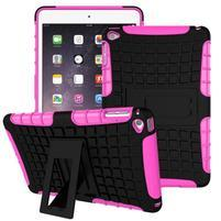 Outdoor odolný obal pre tablet iPad mini 4 - rose