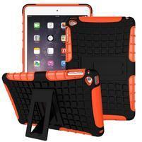 Outdoor odolný obal pre tablet iPad mini 4 - oranžový