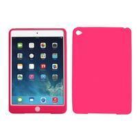 silikónové puzdro pre tablet iPad mini 4 - rose
