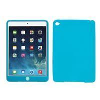 silikónové puzdro pre tablet iPad mini 4 - modré