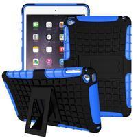 Outdoor odolný obal pre tablet iPad mini 4 - modrý