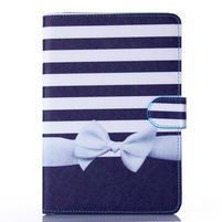 Knížkové puzdro pre tablet iPad mini 4 - mašlička