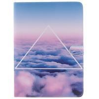 Knížkové puzdro pre tablet iPad Pro 9.7 - triangle