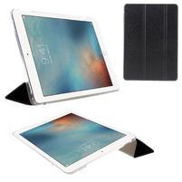 Trifold polohovateľné puzdro pre tablet iPad Pro 9.7 - čierne