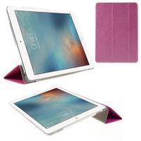 Trifold polohovateľné puzdro pre tablet iPad Pro 9.7 - rose