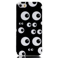 Gelový obal na mobil iPhone SE / 5s / 5 - kukuč