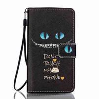 Emotive puzdro pre mobil Lenovo A536 - varování