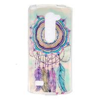 Jelly gelový obal na mobil LG Leon - lapač snů