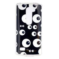 Jelly gelový obal na mobil LG Leon - očička