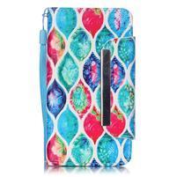Royal puzdro pre mobil s magnetickou sponou na LG Leon - colorid