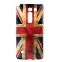 Gélový kryt pre mobil LG Spirit - UK vlajka