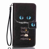 Pictu puzdro pre mobil Samsung Galaxy A3 (2016) - nedotýkať sa