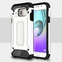 Extreme outdoor kryt 2v1 pre mobil Samsung Galaxy A3 (2016) - biely