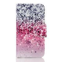 Rich PU kožené puzdro pre mobil Samsung Galaxy A3 (2016) - gradient