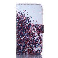 Standy peněženkové pouzdro na Samsung Galaxy Core Prime - balónky