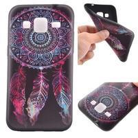 Hardy gélový obal pre mobil Samsung Galaxy Core Prime - lapač snov