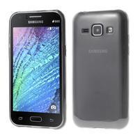 Ultra tenký obal pre Samsung Galaxy J1 - šedý