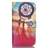 Pictu peňaženkové puzdro pre Samsung Galaxy J5 - dream