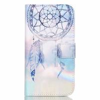Pictu peněženkové pouzdro na Samsung Galaxy J5 - lapač snů