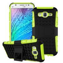 Outdoor kryt pre mobil Samsung Galaxy J5 - zelený