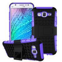 Outdoor kryt pre mobil Samsung Galaxy J5 - fialový