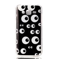 Softy gélový obal pre mobil Samsung Galaxy J5 - kukuč
