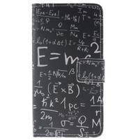 Style peňaženkové puzdro pre Samsung Galaxy J5 (2016) - vzorčeky