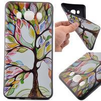 Casis gelový obal na mobil Samsung Galaxy J5 (2016) - malovaný strom