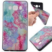 Casis gelový obal na mobil Samsung Galaxy J5 (2016) - henna
