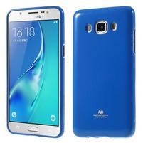Newsets gélový obal pre Samsung Galaxy J5 (2016) - modrý