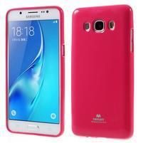 Newsets gelový obal na Samsung Galaxy J5 (2016) - rose