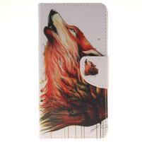 Pictures puzdro pre mobil Samsung Galaxy J5 (2016) - mystický vlk