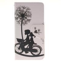 Pictures puzdro pre mobil Samsung Galaxy J5 (2016) - láska na kole