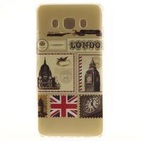 Gélový obal pre mobil Samsung Galaxy J5 (2016) - United Kingdom