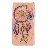 Transparentní gelový obal na Samsung Galaxy J5 (2016) - lapač snů