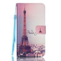 Etny pouzdro na mobil Samsung Galaxy J5 (2016) - Eiffelova věž