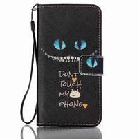 Etny pouzdro na mobil Samsung Galaxy J5 (2016) - nedotákej se